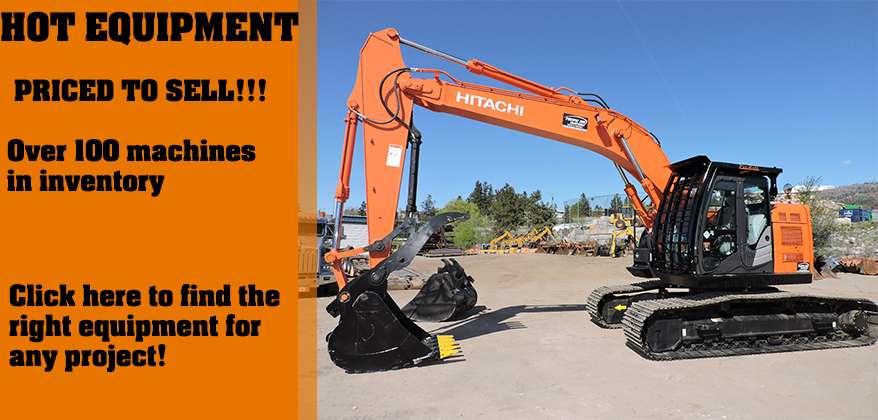 Pacific Rim Penticton Construction Rental Equipment