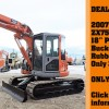 Excavator Monthly Special Deal Cheap
